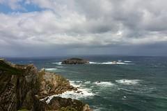 Desde el Cabo de Peñas. Asturias-España. (nora2santamaria) Tags: asturias cantabrico mar