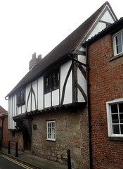 [52075] York : Jacobs Well (Budby) Tags: york northyorkshire timbered medieval 15thcentury