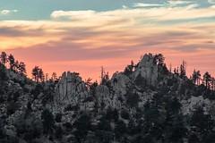 Hanna Rocks in Big Bear Lake, California (FranksValli) Tags: 2017 bigbear bigbearlake california cloud cloudsky colorimage geology hannarocks hiking horizontal lake landscape mountains nopeople photography rockobject rocks sanbernardinocounty scenicsnature southerncalifornia summer sunset tranquilscene usa