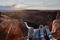 Horse Shoe Bend (faithtravis) Tags: arizona travel trip nikon national horseshoebend shoes