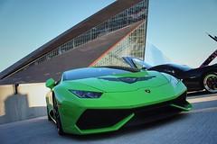 Lambo (YaBoyReggie) Tags: lambo lamborghini supercar car sportscar green