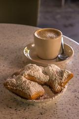 Beignets and Café au Lait (www78) Tags: beignets café au lait du monde french quarter new orleans louisiana