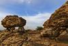 Beautiful Rock structures all around! (Arpa Ghosh) Tags: rock garden orvakal orvakallu aptdc aptourism andhra pradesh kurnool quartz india