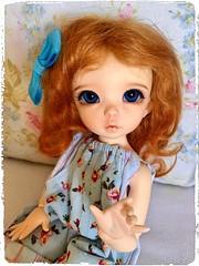 Little Lucy 💕 (Shayne Blythe) Tags: bjd fairylanddoll fairyland littlefeeante littlefee