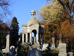 P1060793 (amiterangi1) Tags: woodlawncemetery autumn cemetery woodlawn