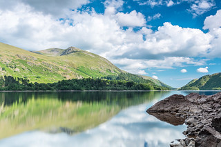 Thirlmere Reservoir Lake District