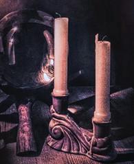 Burned out (clarkcg photography) Tags: candle snuffedout dark nolight shadows darkfeelings future tuesdaycrazytheme 7dwf