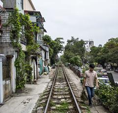 train tracks hanoi (Greg M Rohan) Tags: asia tracks hanoi vietnam traintracks photography 2017 d7200