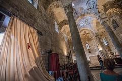 DSC_9273 San Cataldo (Pasquesius) Tags: sicilia palermo sicily sancataldo chiesa church cupole domes colonne columns