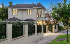 29 Latimer Road, Bellevue Hill NSW