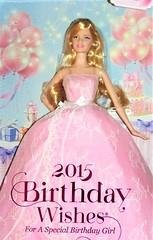 2015 Birthday Wishes Barbie (Rojo_C) Tags: barbie birthday wishes