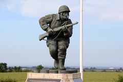 Richard D Lees Leadership Monument (NTG's pictures) Tags: utah beach richard d lees leadership monument