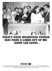 1968 jerry lee lewis what's made milwaukee famous (Al Q) Tags: 1968 jerry lee lewis whats made milwaukee famous smash records