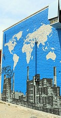 . (SA_Steve) Tags: drebtng wellingcourtmuralproject queensny mural streetart art creative queens nyc