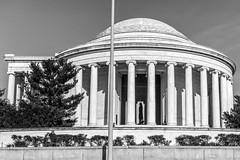 The Jefferson Memorial (Manny Esguerra) Tags: city washingtonmonument jeffersonmemorial washingtondc travel