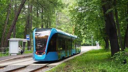 Moscow tram 31004 Vityaz-M