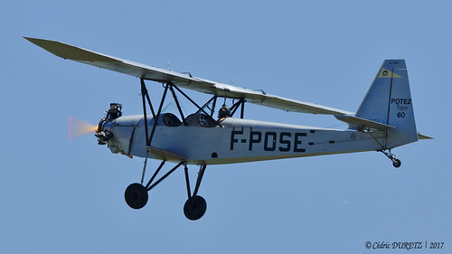 Potez 60 / Private / F-POSE