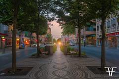 Schweinfurt - Jägersbrunnen (Dagobert1980_GPS) Tags: schweinfurt franken unterfranken abend dämmerung licht jägersbrunnen