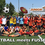 FOOTBALL meets FUSSBALL 24.6.2017