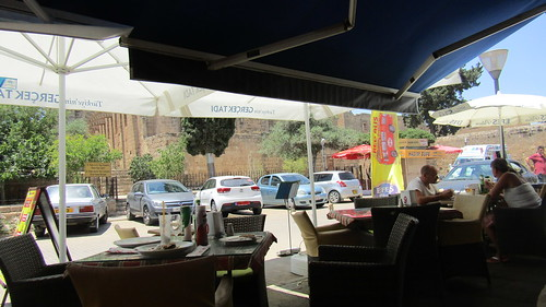 Lunch time in Famagusta