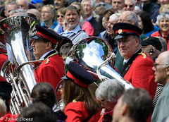 Whit Friday Morning 9 Jun 17 -32 (clowesey) Tags: whit friday brass bands diggle uppermill saddleworth whitfriday diggleband digglebband brassband