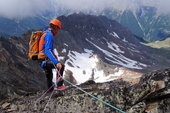DSC08889.jpg (Henri Eccher) Tags: potd:country=fr italie arbolle pointegarin montagne alpinisme cogne