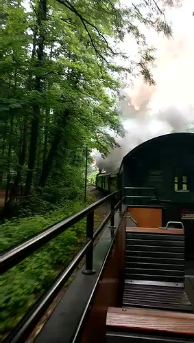 lößnitzgrundbahn narrow gauge railway