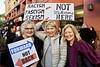 Anti-Trump Rally (fabola) Tags: antitrump cityhall community democrats marin northbay politics protest rally rights signs sanrafael socialchange trump tvnews