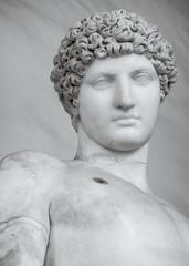 Proud (campra) Tags: rome roma italy museum capitol capitoline musei capitolini art ancient antique sculpture |palazzo nuovo