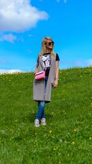 20170530Jovana. Park Pobedi-3 (OlegZaytsev) Tags: парк победы девочка модель на природе сити блондинка russian girl moscow2017 model beauty