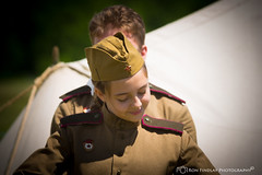 russian_dancer_girl1a (ronfin44) Tags: wwii wwiiweekend wwiiairshow war airplane aircraft soldiers allies allied axis german ss nazi yankee lady b17 b25 b24 liberator panchito russians russian ruskie british paratrooper army navy marines airforce veterans veteran uniform medals awards troops