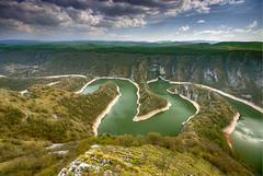 Uvac Meanders (hapulcu) Tags: balkan sancak sandzak serbia serbie serbien srbija uvac meander spring
