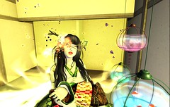 Draconic Beauty (That One Fancy Sir) Tags: japanese japonica celestial fantasy femboy dragon catwa oo w zero air monkey girl souen naminoke jadore