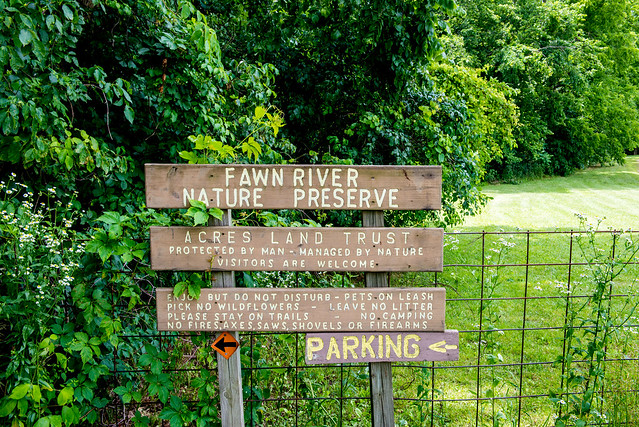 Fawn River Nature Preserve - July 3, 2017