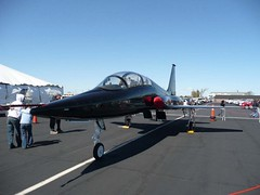 "Northrop T-38A Talon 1 • <a style=""font-size:0.8em;"" href=""http://www.flickr.com/photos/81723459@N04/34979345691/"" target=""_blank"">View on Flickr</a>"