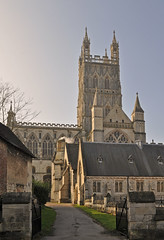 UK - Gloucester - Cathedral