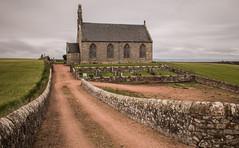 Boarhills church (marionmcmurdo) Tags: church landscape fife boarhills scotland canoneos760d longexposure