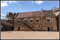 Guédelon - Ils bâtissent un château fort (Guenever45) Tags: château châteaufort yonne puisaye bourgogne chantier médiéval moyenage bâtisseurs défi logisseigneurial architecture