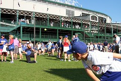 Catch With Dad (dangaken) Tags: chicago chicagoil chi il illinois summer2017 july2017 summer july 2017 windycity chicagoilusa usa unitedstates midwest ill cubs chicagocubs mlb majorleaguebaseball wrigley wrigleyfield centrallakeview lakeview wrigleyville baseball ball ballgame nationalleague nl pittsburghpirates cubsvpirates cubspirates pirates fatherandson dad catchwithdad playingcatch catch parkatwrigley park playball pitch son father dgaken dangaken photobydangaken