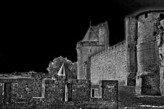 Carcassonnes (laurent KB) Tags: aude carcassonne chateau