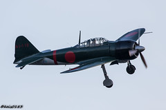 三菱 零式艦上戦闘機 (keis0204) Tags: a6m zerofighter zero mitsubishi