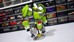 gcorerebuild (chubbybots) Tags: lego mech
