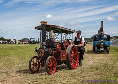 IMG_9102_Whitwell Steam & Country Fair 2017_0196 (GRAHAM CHRIMES) Tags: whitwellsteamcountryfair2017 whitwell whitwellsteamrally2017 hertfordshire transport traction tractionengine tractionenginerally steamrally steamfair steamengine steamenginerally showground show steam heritage historic vintage vehicle vehicles vintagevehiclerally vintageshow wwwheritagephotoscouk classic country fair preservation countryfair burrell goldmedal tractor 6inchscale belle kx13hnr thecranleighbelle