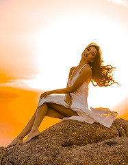 Alexis in the sunset (CaptDanger) Tags: modelphotography sunset fashion glamour fashoionphotography model canon5dmarkiv sigma24105art amazing beautiful goldenhour naturallight newmexicoskies fashionart artistic portriat portraits portraitphotography outdoorportaits windblown windy