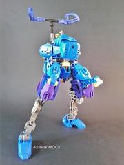 Junken (Toa Astorix) Tags: bionicle lego walker mech legomech