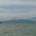 The Tanker and the Mountains of Marin thumbnail