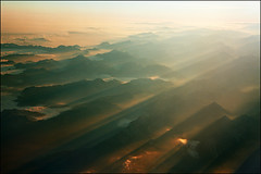 Golden sunset over Alps range 06 (Katarina 2353) Tags: alps sunset katarinastefanovic katarina2353