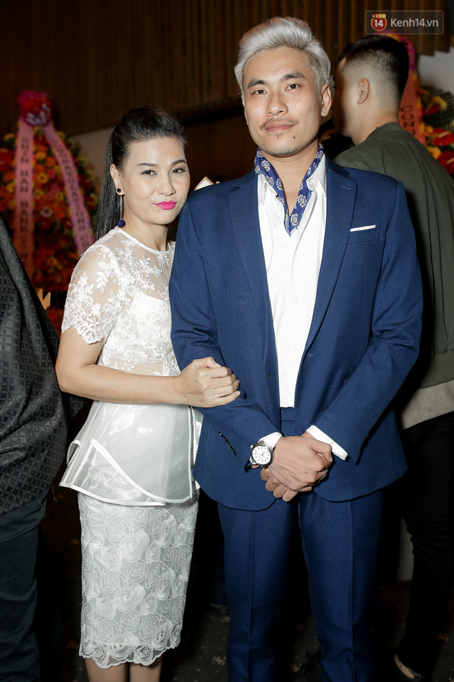 Hậu chia tay, Huỳnh Anh và Hoàng Oanh xuất hiện thân mật, hội ngộ dàn sao khủng trên thảm xanh! - Ảnh 19.