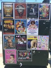 Castro District (jericl cat) Tags: sanfrancisco 2017 castro district flier fliers event events papered