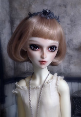 PlayerOne02 (batchix) Tags: bjd doll ball jointed arttoy toy fairy elf girl